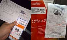 Chedraui Av. Vallarta Zapopan: Office 365 Home (5 usuarios) $316 (1 año)