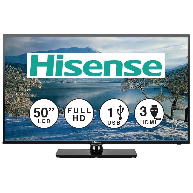 "Woolworth en línea: LED 50"" HISENSE FULL HD 50H3B2"