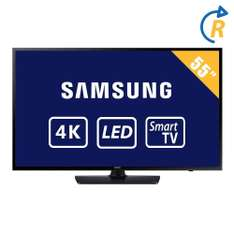 "Walmart en línea: TV Samsung 55"" UN55JU6400 4K Ultra HD Smart TV LED Reacondicionada"