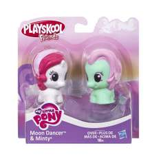 Bodega Aurrerá: My Little Pony Moon Dancer y Minty a $18.01