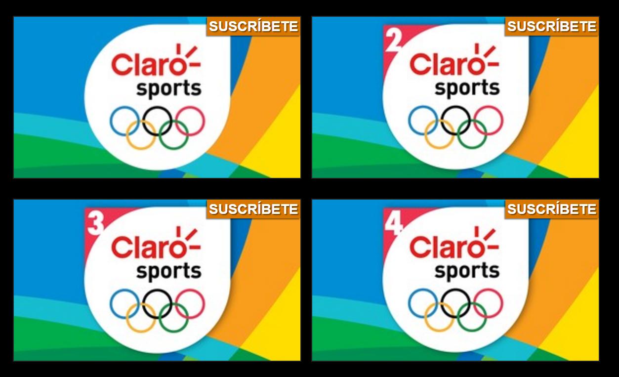 Claro Video: Todos los canales de Río 2016 Gratis