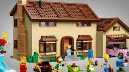 Walmart Acoxpa: Lego Casa de los Simpson a $2,000.03