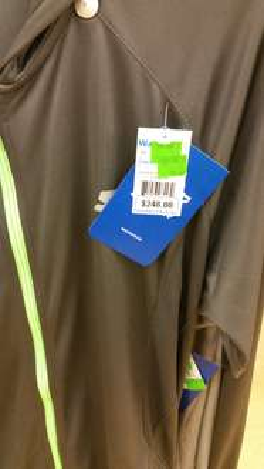 Walmart Valeria Ags: rompevientos gris de $248 a $75.01