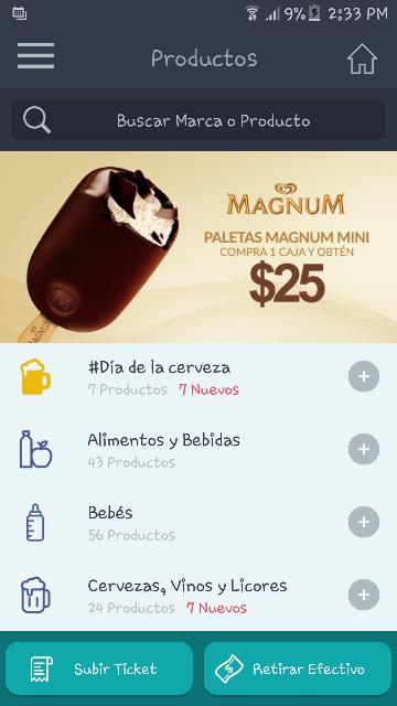 App Pagastar esta disponible en android y ios (recompensas por subir tickets)