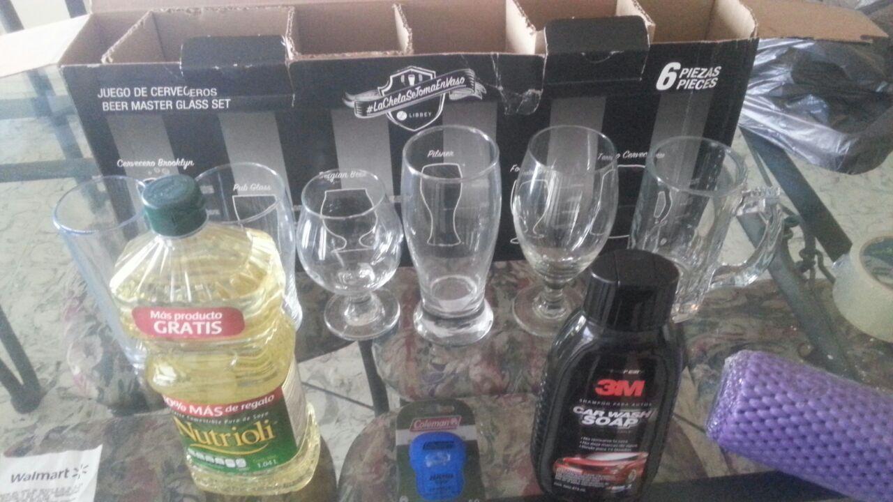 Walmart: Aceite  Nutrioli de 1.04 litros a $16.03 y más  liquidaciones