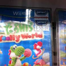 Gamers Retail:  Yoshi' Woolly World en oferta