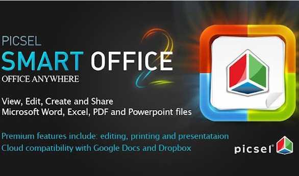 80% de descuento en Smart Office 2 para iPhone y Android