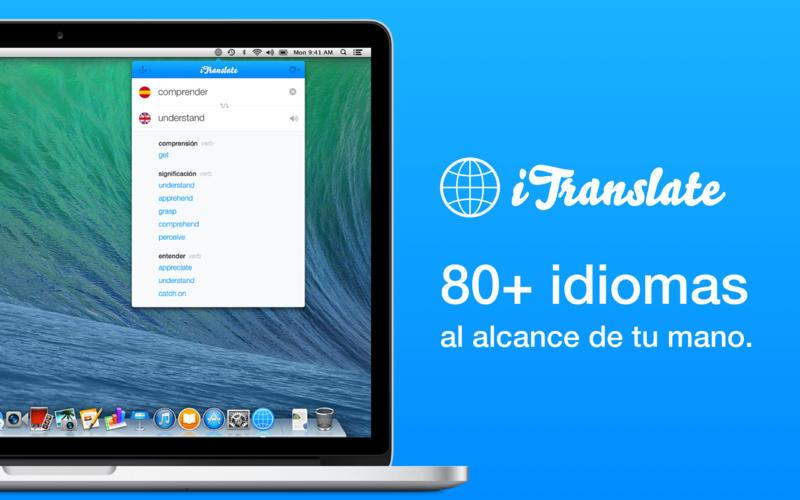 App Store: iTranslate GRATIS por tiempo limitado