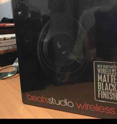 Office Depot: Audífonos Beats Studio Wireless a $1,999