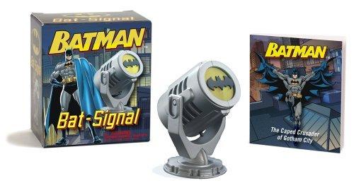 Amazon MX: Batiseñal + libro de Batman de 48 páginas a todo color a $80