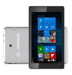 Amazon: Tablet Windows 10 Telefunken TLF-7C 7pulgadas 16GB Quad Core Intel, 1 año de Office 365