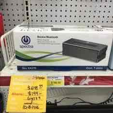 Office Depot: Bocina Bluetooth Spectra