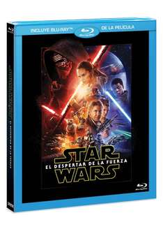Amazon Mx: Star Wars El despertar de la fuerza, Blu Ray en $199.