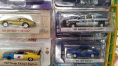 Bodega Aurrerá: carros GREENLIGHT colección Hollywood y Hot pursuit