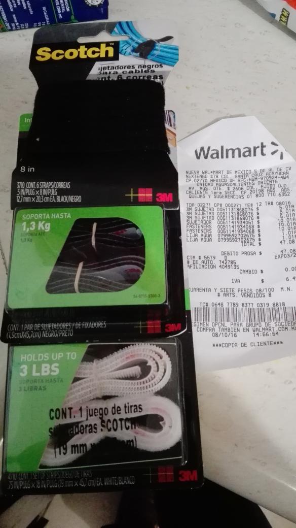 Walmart Aguascalientes Oriente: varios productos scotch en su ultima liquidación