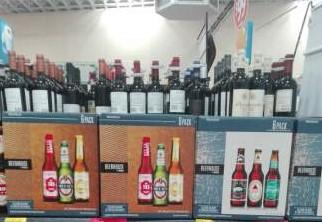 Walmart: Beerhouse 6Pack Ambar  y pilsner (liquidación) a $90.02