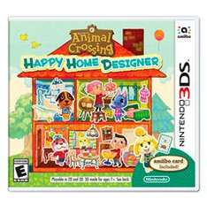 Sanborns: Animal Crossing Happy Home Designer para Nintendo 3ds en oferta