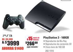 "RadioShack: PlayStation3 a $3,999, TV LCD 42"" 3D a $8,999, 15 MSI más"