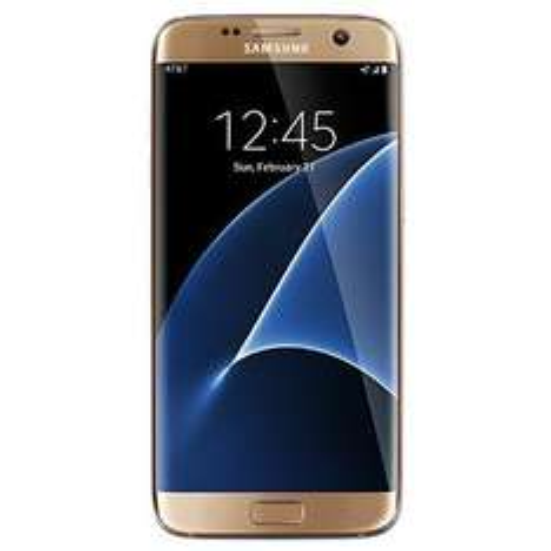 Amazon: Samsung Galaxy S7 Edge, 32GB, Dorado Desbloqueado Telcel vendido por un tercero y enviado por amazon