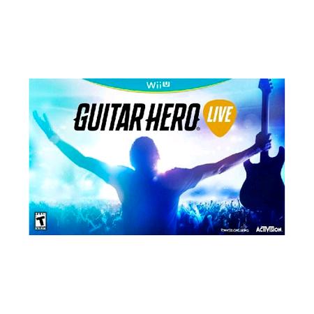 Palacio de Hierro en línea: Guitarra extra para Wii U Guitar Hero Live