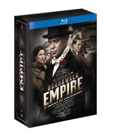 Amazon México: Boardwalk Empire Serie completa en Blu-Ray