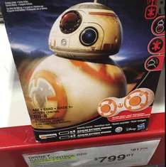 Sam's Club: Disney Radio control BB8 a $799