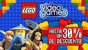 Gameplanet: Videojuegos y artículos LEGO con descuento