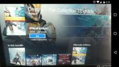 Xbox Live: Destiny: The Collection Upgrade