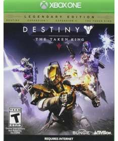 Game Planet: Destiny the taken king USADO $170