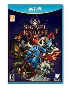 Amazon: Shovel Knight para Wii U, a sólo $199. 50