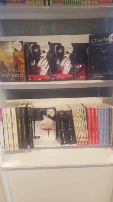 Liverpool Galerias Toluca: oferta en libros, de $89.90 y $99