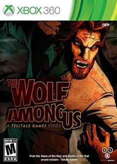Amazon MX: The Wolf Among Us para Xbox 360 a $99 pesos