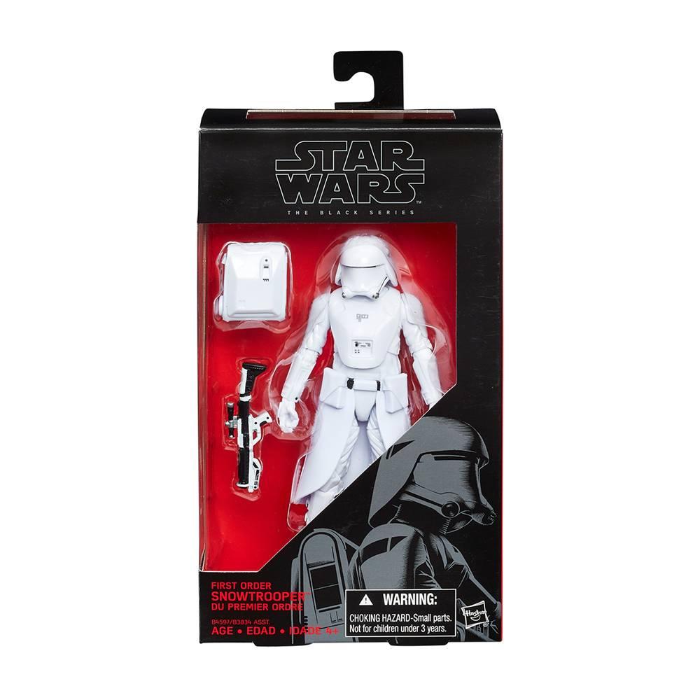 Walmart en línea: First Order Snowtrooper Star Wars Black Series y otras figuras más a $99