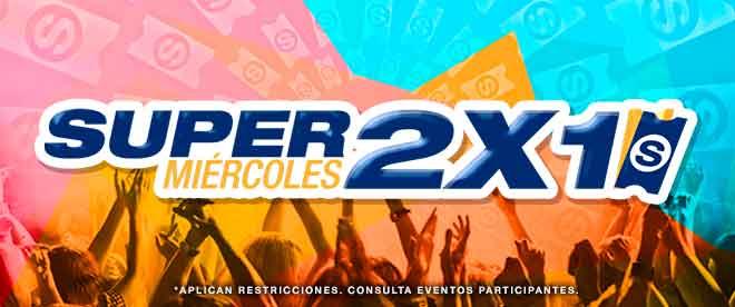 Superboletos: Garbage en la Arena CDMX 2x1 (algunas zonas)