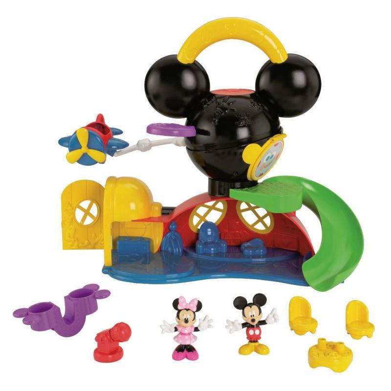 Woolworth en línea: la casa de Mickey Plays