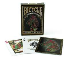 "Amazon: Baraja de Poker Bicycle Warrior Horse ""Edición limitada"" al 70%"
