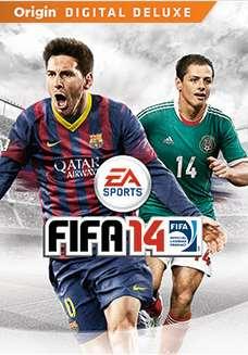 Origin: FIFA 14 edición de lujo $13.60 dólares