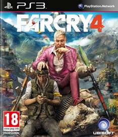 Amazon MX: Far Cry 4 para PS3 a $199.50
