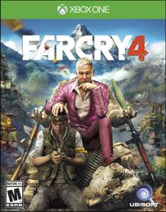 Amazon: Far Cry 4 Xbox ONE