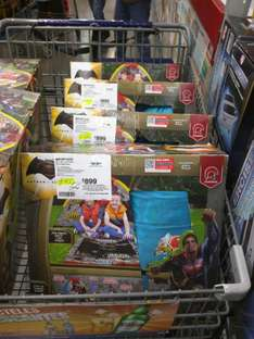 Sam's Club Universidad CDMX: Camp Kit DC Comics de $919.68 a $400