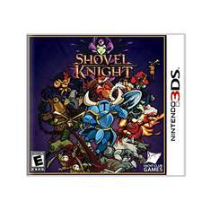 Amazon: Shovel Knight para Nintendo 3DS a $250
