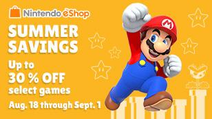Nintendo eShop: Varios juegos de Wii U y 3DS con descuento