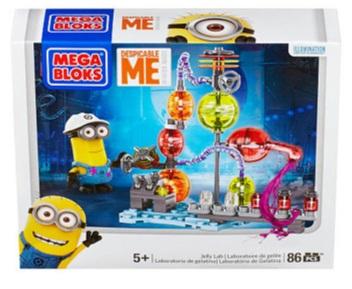 Liverpool: Mega Bloks Laboratorio Minions a $115 y hasta 6 MSI