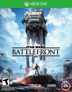 Amazon: Star Wars Battlefront para PlayStation 4 y Xbox One a $367