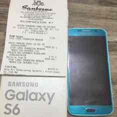Sanborns: Galaxy S6 flat con 50% de descuento queda en 6,779