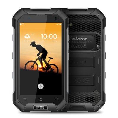 Gearbest: Blackview BV6000 4G Smartphone  -  NEGRO