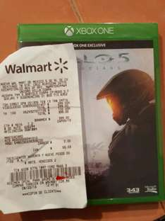 Walmart: Halo 5, Gears of War UE a $299