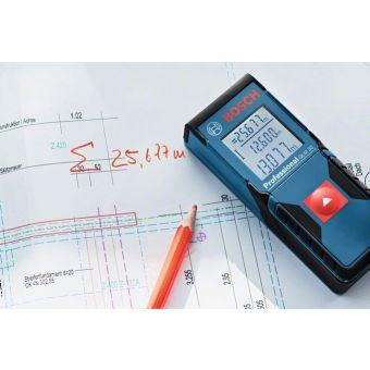 Linio: Telemétro Marca Bosch GLM 30 professional