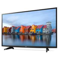 "Amazon: LG 43LH5700 Smart TV 43"" LED Full HD"