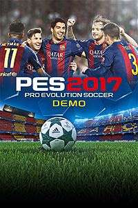Play 3,4, Xbox One y 360: PES 2017 Demo ABIERTA